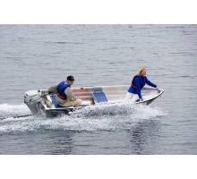 Алюминиевая лодка SPORTSMAN 355