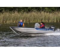 Алюминиевая лодка SPORTSMAN 400