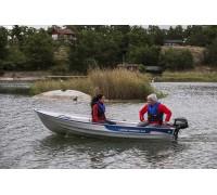 Алюминиевая лодка Fishing 410
