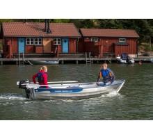 Алюминиевая лодка Fishing 440