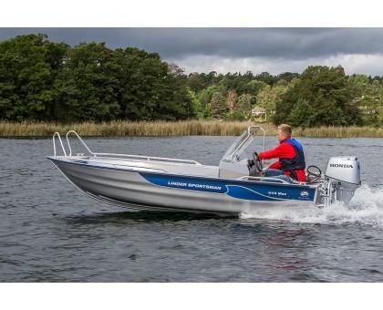 Алюминиевая лодка Sportsman 445 Max